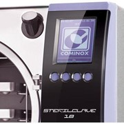 Cominox 18 BMP Autoclave Manual Lock & Internal Printer | COM18BMP