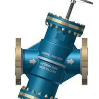 Isolating Valves | Hydrocore NGD
