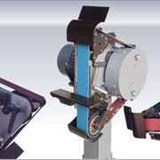 Stationary Linishing Machine | Radius Master Series 2 | Belt Grinder