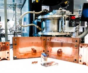 Metallic glass alloys developed by UNSW materials scientists.