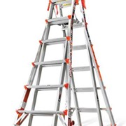 Telescopic Access Ladders | LITTLE GIANT XTREME WITH RATCHET LEVELLERS