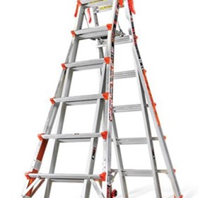 Telescopic Access Ladders | XTREME WITH RATCHET LEVELLERS