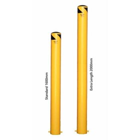 Safety Bollards I 165mm X 2000mm Inground Bollard