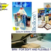 BOLLORE Soft Shrink Packaging Film - Bolphane BRN