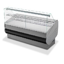 Display Case | Compact Deli Display Case | Salina 80/150