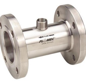FLOMEC®  High Precision Turbine Maters | G Series ANSI Flange Fitting