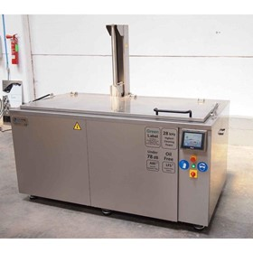 Ultrasonic Cleaner | ULTRATECNO Industrial Range | 128-5,500L