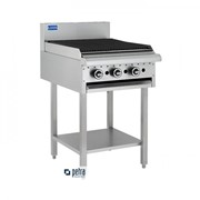 Iron Burner | LUUS BCH-6C Essentials Series Chargrill 600mm