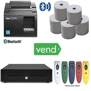 Vend | Startup Point Of Sale System Hardware Bundle