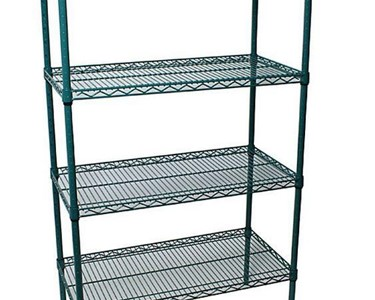 Coolseal Shelving for Damp / Freeze Applications