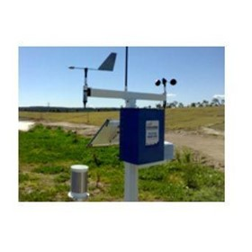 Two Metre fixed Weather Station Mast