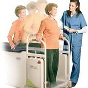 Powered2Go Mobile Patient Lifter | BREWER LIFTMATE