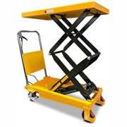 Mobile Scissor Lift Trolley | Castors & Industrial | SLM350