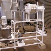 Grinding Cement Slurry Dewatering System | Pellermix