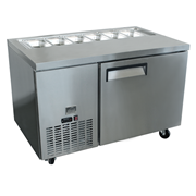Mitchel Refrigeration Single Door Sandwich Bar