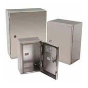 Stainless Steel 316 Wall Mount Electrical Enclosure