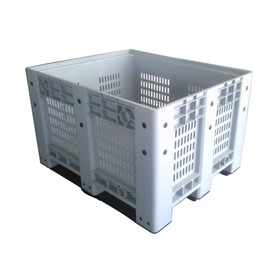 Rigid Walled Plastic Bulk Bins