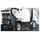Road Sweeper | Schwarze A4000
