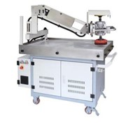 Swing Arm Deburring Machine