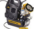 The S11000 torque wrench was actuated by a was actuated by an Enerpac ZU4 torque wrench pump