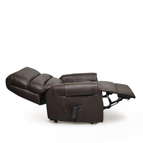 Luxury Electric Recliner Premium Leather Lift Chairs