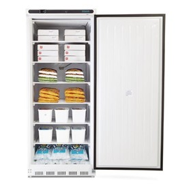 Single Solid Door Upright Freezers 600Ltr - CD615-A