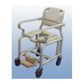 Deluxe Mobile Shower Chair | IR100