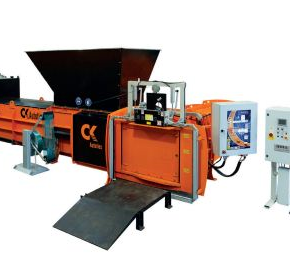 Fully Automatic Horizontal Baling Machines | CK international