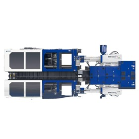Injection Moulding Machines | Mars IIS Series