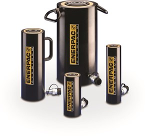 RAC-series, Single-acting Aluminum Cylinders
