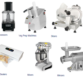 Food Preparation & Cooking Equipment
