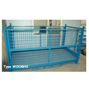 Double Footprint Pallet Container WOCMH3