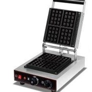 Electric Single Square Plate Waffle Maker