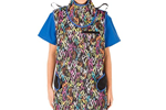 Surgical Drop-Away Apron