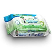 WIPES | Nano Anti-Bacterial Surface Wipes