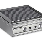 BARON Gas Lava Rock Barbeque | Bench Top 7GLT-G800