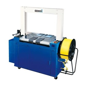 Automatic Strapping Machine with Roller Driven Table | XS-93AR