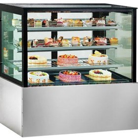 Standing Cake Cabinet/Display Fridge 900mm