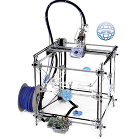 3D Printer Entry Level | RapMan 3.2