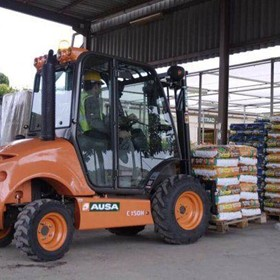 AUSA Rough Terrain Forklifts | C150H