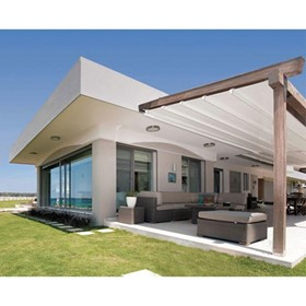 Retractable Awning Roof Systems  | All Seasons