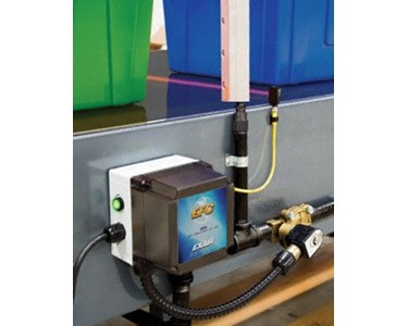 Save money with the Electronic Flow Control  For Compressed Air
