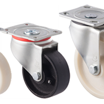 High and Low Temperature Castors