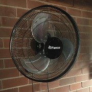"Fanco Quiet DC Motor 18"" Semi-Commercial Wall Fan 