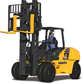 Hydrostatic Drive Diesel Forklift | FH