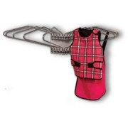 Radiation Protection | Wall Mount Swing Arm Apron Rack