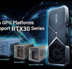 Neousys New Edge AI GPU Computing Platform with NVIDIA® RTX 30 series