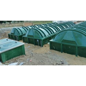 Packaged Sewage Treatment Plant | -Blivet