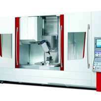 Italian 5 Axis Machining Centres | Sigma Tandem Series
