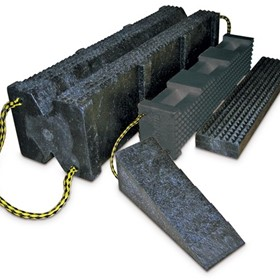 Plastic Cribbing Blocks & Wedges